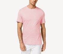 Club Room Men's Performance T-Shirt, Authentic Pink