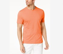 Club Room Men's Performance T-Shirt, Mango Tango