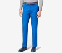 Inc International Concepts Men's Primary Blue Pants, Blue