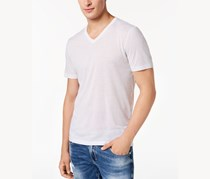 International Concepts Men's V-Neck T-Shirt, White Pure
