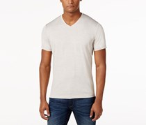 Alfani Ethan Performance T-shirt, Raw Pebble Combo