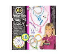 GO Toys Fashion Time Lanyard Jewelry, Combo