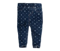 Levi's Baby Girls Haley May Printed Jeggings, Blue