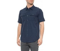 ExOfficio Men's Casual Shirt, Navy