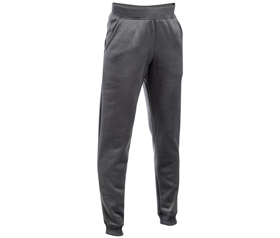Under Armour Boy's Storm Jogger Pants, Gray
