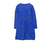 Crazy 8 Big Girls Plain Sweater Dress, Blue