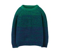 Crazy 8 Toddlers Ombre Sweater, Green/Navy