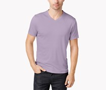 Alfani Men's Travel Stretch T-Shirt, Orchid Rio