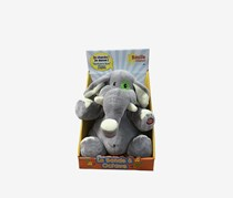Piou Piou Elephant Soft Toy, Grey