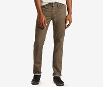 Levi's 511 Slim Fit Commuter Jeans, Olive/Brown