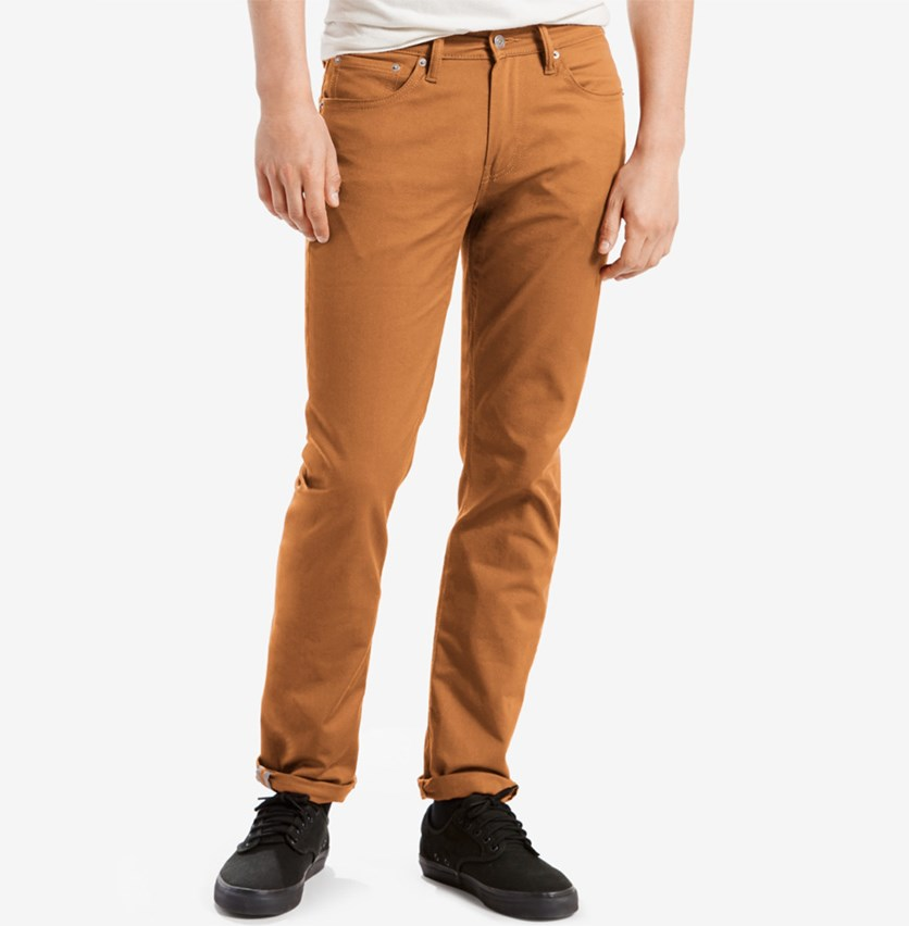511 Slim Fit Jeans, Glazed Ginger