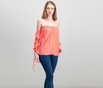 Mine Women's Tops, Coral