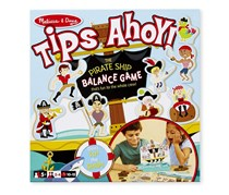 Melissa & Doug Tips Ahoy Pirate Ship Balance Game