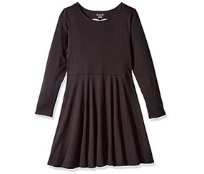 The Children's Place Baby's Girl's Dress, Black