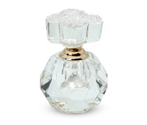 Oleg Cassini Mini Perfume Bottle Butterfly, Transparent
