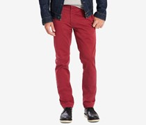 Levi's Men's Slim-Fit Utility Chinos, Chilli Red