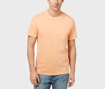 Club Room Men's Heathered T-Shirt, Pacific Coral