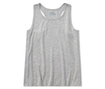 Ralph Lauren Girl's Racerback Tank Top, Grey