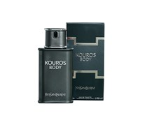 Yves Saint Laurent Kouros Body Eau de Toilette for Men, 100 ml