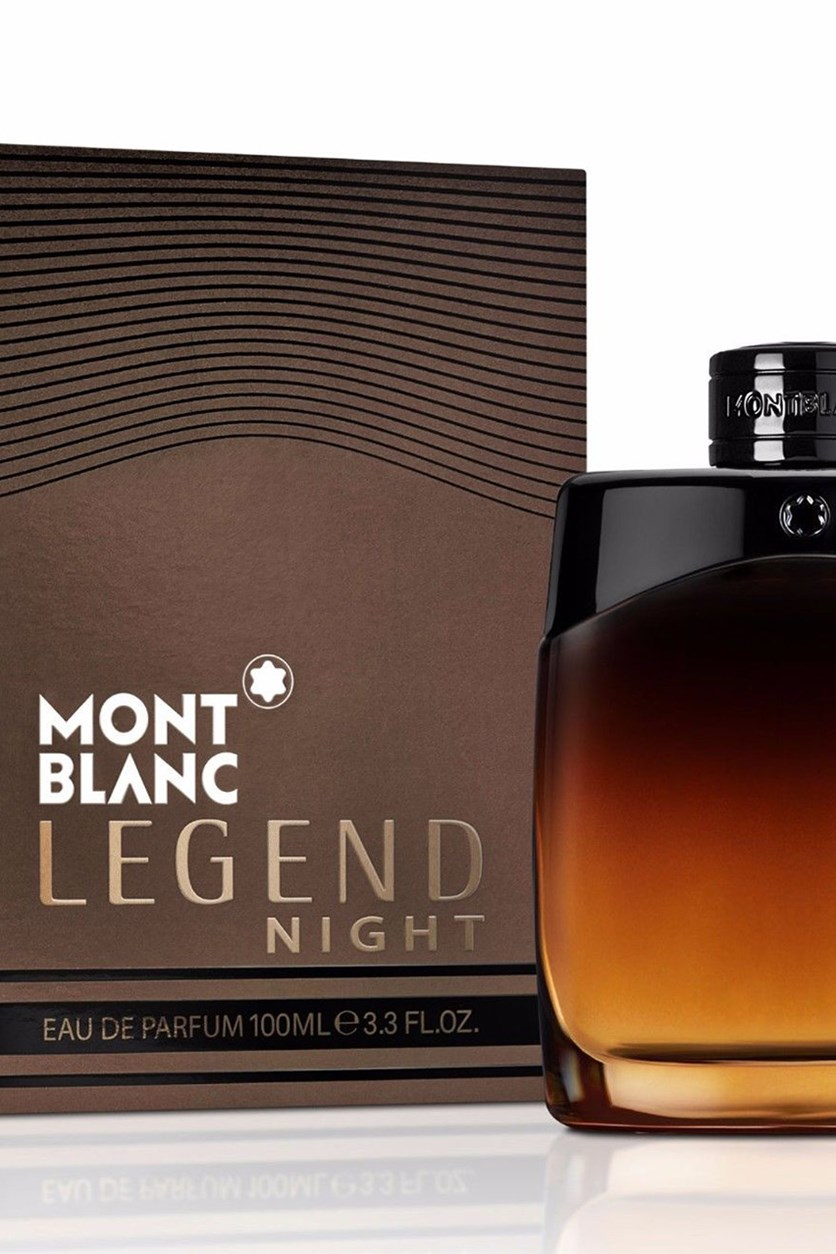 Legend Night Eau De Parfum for Men, 100 ml