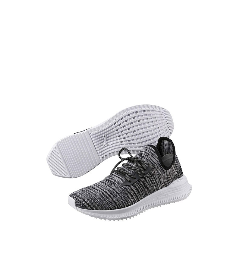 Avid Evoknit Sneaker,  Black/Quiet shade
