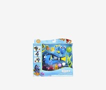 Bandai Finding Dory Dory Changing Looks Playset, Blue