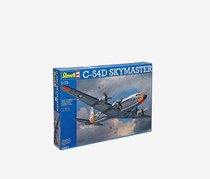 Revell of Germany C-54D Skymaster Model Kit, Blue Combo