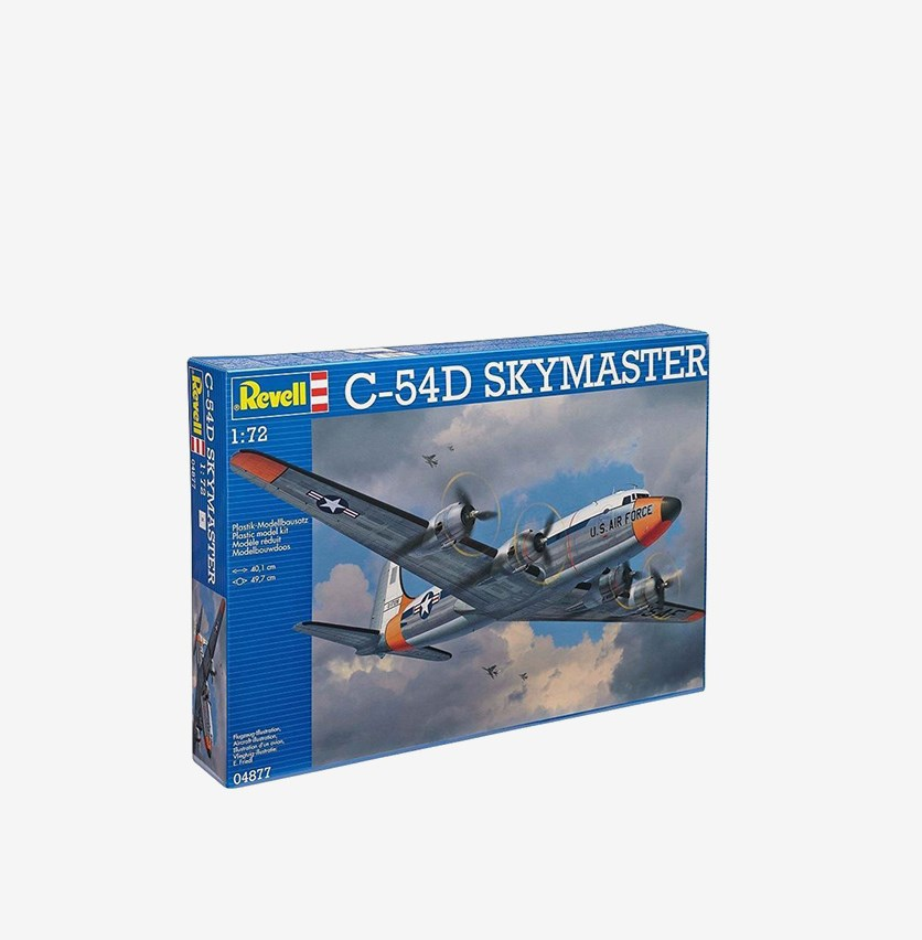 of Germany C-54D Skymaster Model Kit, Blue Combo