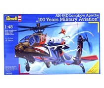 Revell Germany Ah-64d Longbow Apache Helicopter Kit, Blue Combo
