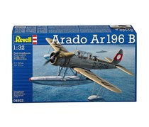Revell Germany Arado Ar196B Model Kit, Blue