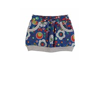 Boboli Girls Fleece Skirt, Blue