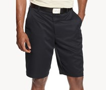 Greg Norman for Tasso Elba Golf Shorts, Deep Black