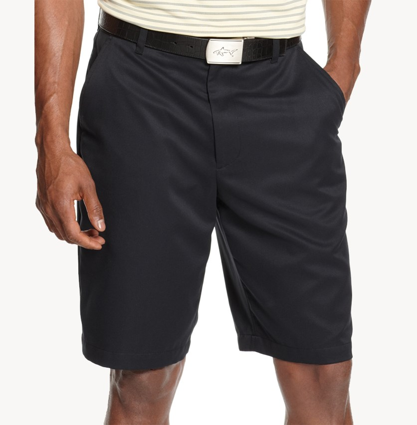 for Tasso Elba Golf Shorts, Deep Black