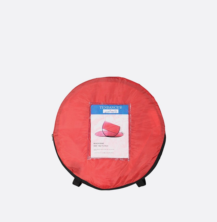 Beach Dome, Red