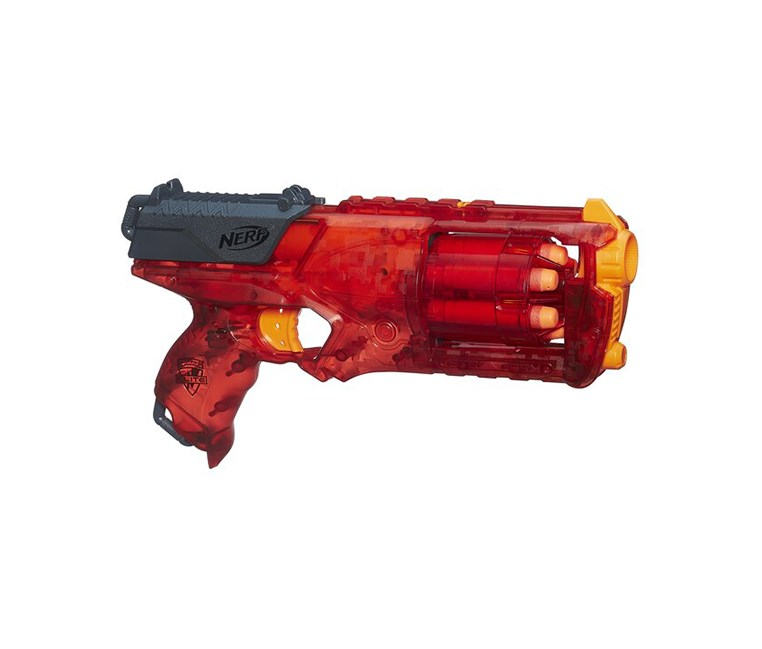 Strike Sonic Fire Strongarm, Red
