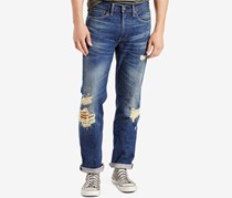 Levi's Men's 514 Straight Leg Jeans, Blue