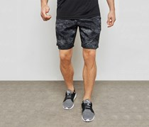 Puma Men's Tech Graphic Shorts, Black
