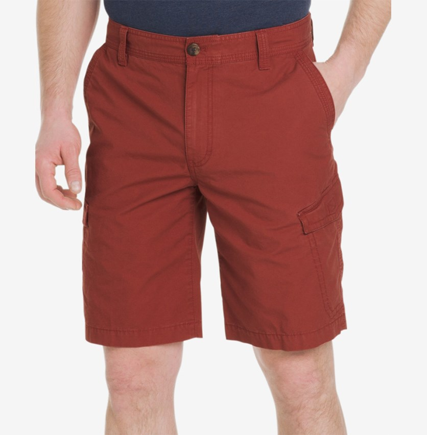 G.H. Bass Co. Mens Jack Mountain Shorts, Chili Oil