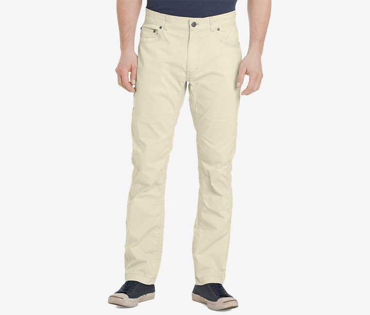 Men's Cliff Peak Stretch Pants, Light Beige