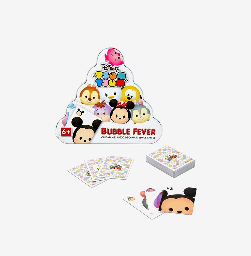 Tsum Tsum Bubble Fever Card Game, White