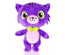 Little Charmers Seven Basic Plush Pet Toy, Purple