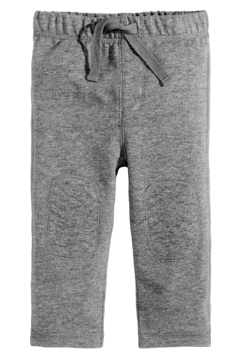 Knee-Patch Pants, Pewter Heather
