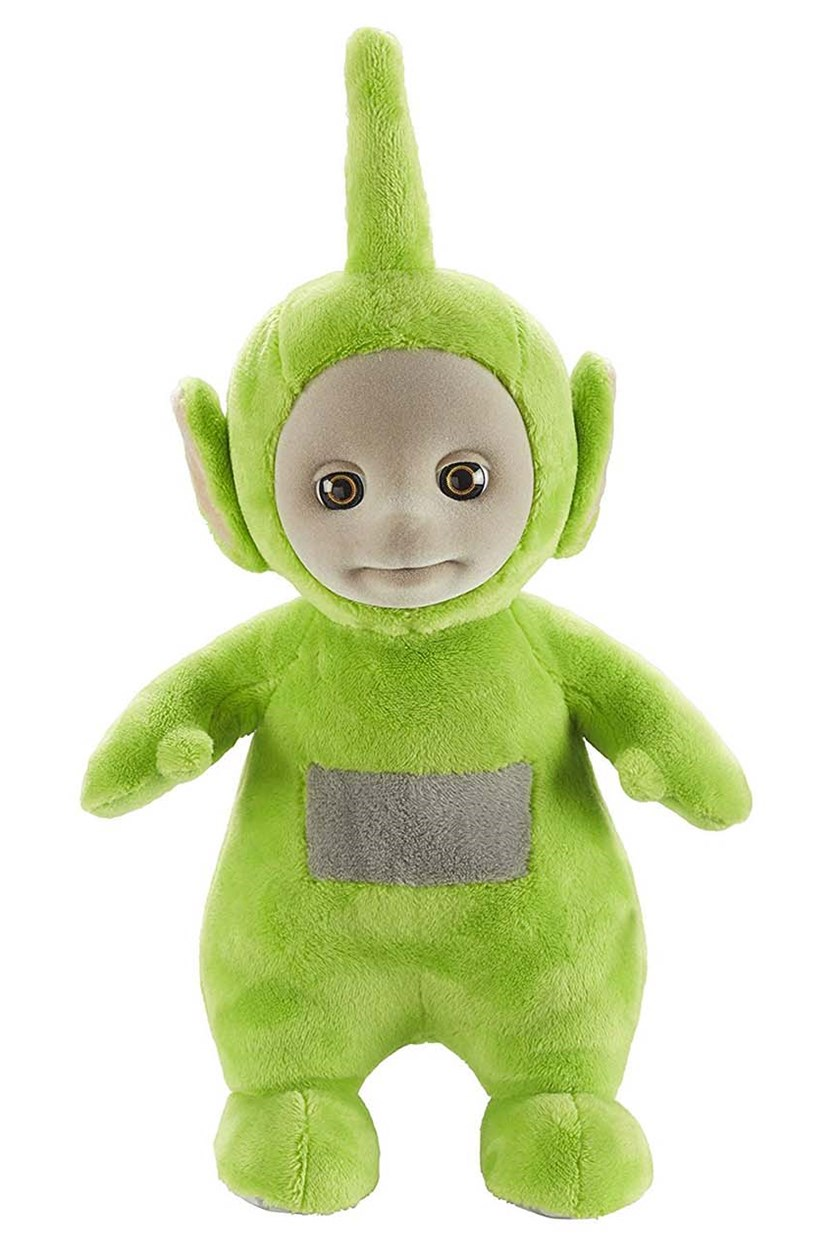 Talking Dipsy Plush Soft Toy, Green