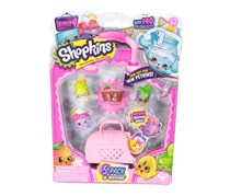 Shopkins 5 Pack Season 4, Pink