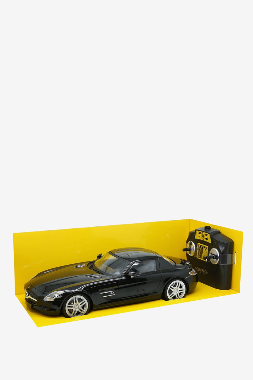 Remote Control Mercedes-Benz Car, Black