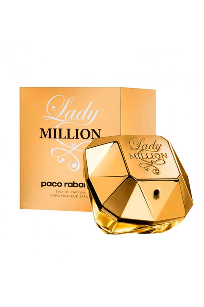 Lady Million Eau de Parfum for Women, 80 ml