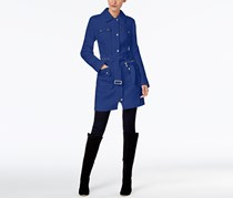 Inc International Concepts Women's Belted Walker Coat