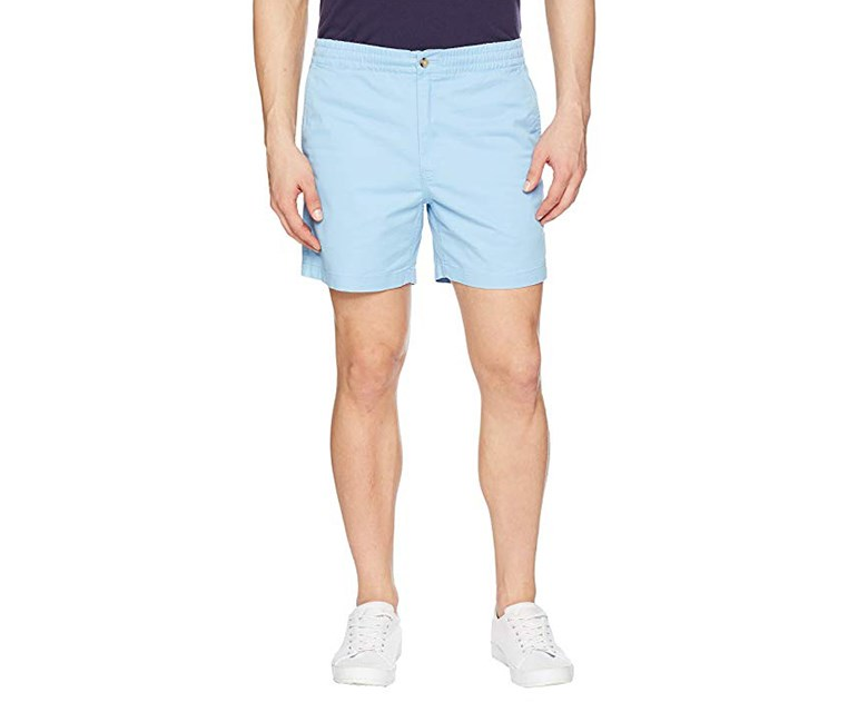 Men's Classic Fit Prepster Shorts, Blue Lagoon