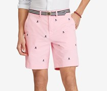Ralph Lauren Men's Stretch Classic Fit Short, Carmel Pink