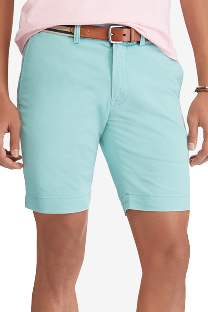 Polo Ralph Lauren Men's Stretch Slim Fit Chino Shorts, Tiki Green